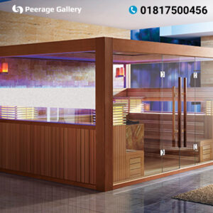 Traditional Steam Sauna : Sauna Bath Near Me | Sauna - Peerage Gallery