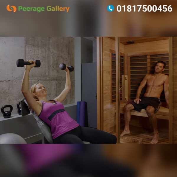 Hot Yoga Sauna: Hot Yoga Sauna Service | Sauna Bath - Peerage Gallery